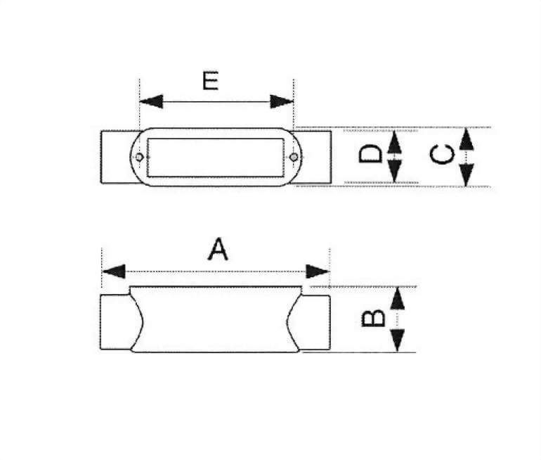 LBC型電管穿線匣