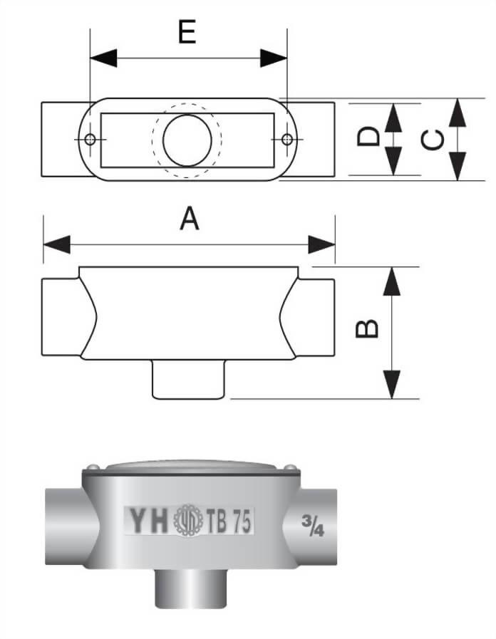 TB型電管穿線匣