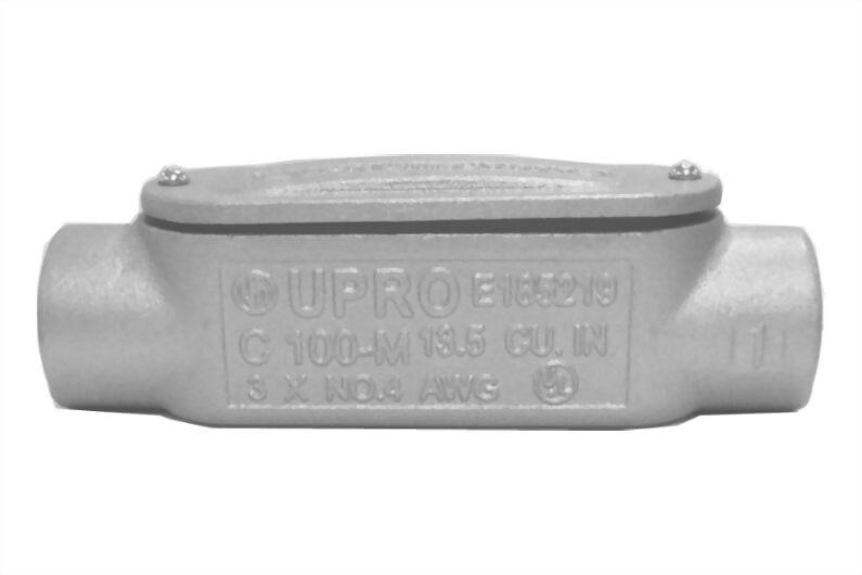 C型电管穿线匣