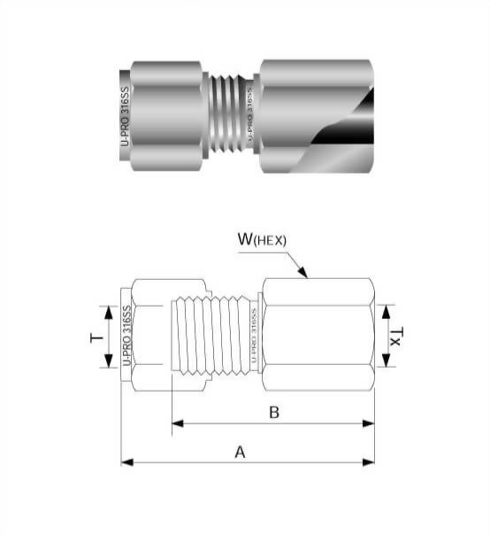 Socket Weld Connector