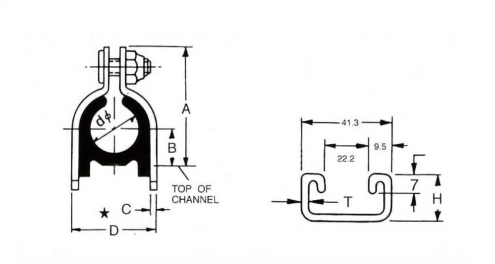 VIBRATION PROOFING TYPE