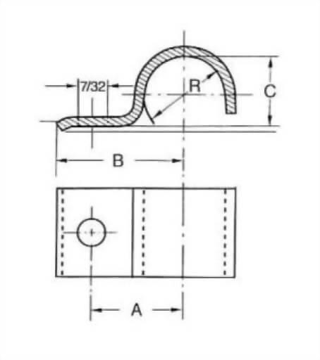Tube Clamp-H
