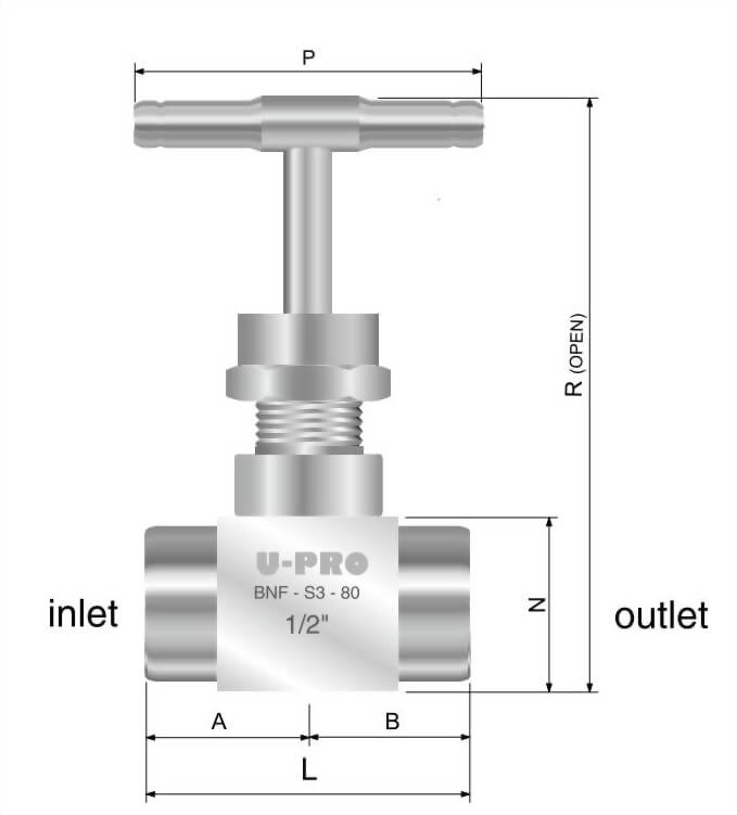 FEMALE VALVES