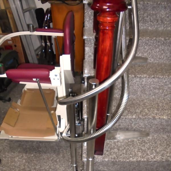 輪椅爬樓梯