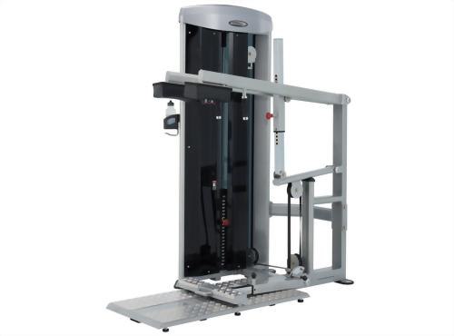 Lunge / Calf Press