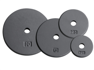 Cast Iron Training Plate