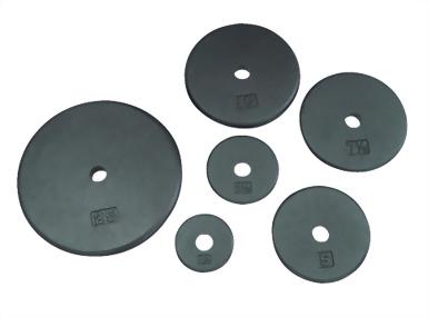 Rubber Pancake Plate