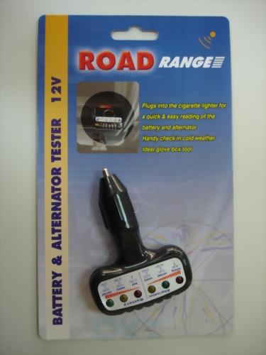 12V Battery & Alternator Tester