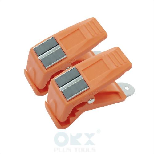 Adjustable Positions Neatpaint Clip (2Pcs/Set)(Magnetic Paint Brush Holder)