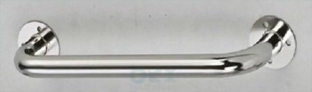 Grab Rail 350mm INCL Screws, Stainless Steel Tubing: 25mm, Height 60mm