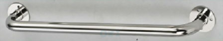 Grab Rail 500mm INCL Screws, Stainless Steel Tubing: 25mm, Height 60mm