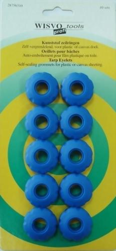 10 Pcs Arro Eyelets