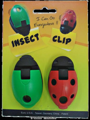 Insect Clip (2 Pcs / Set)