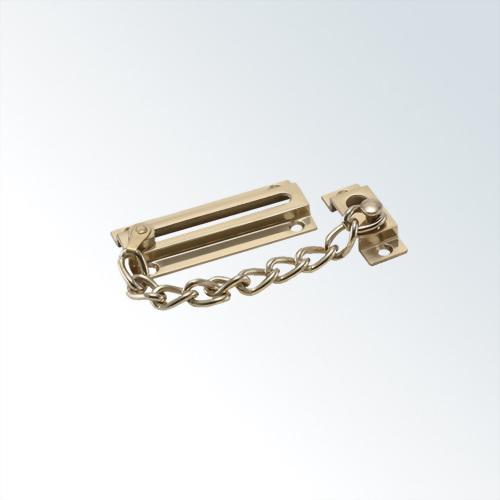 Solid Brass Chain Door Guard