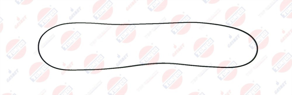 Valve Cover Gasket-ISUZU(6BD1)