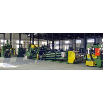Rubber Compounding Line (SYD-150L+OKE350L+TSP-200L+CVW-700 BOM)