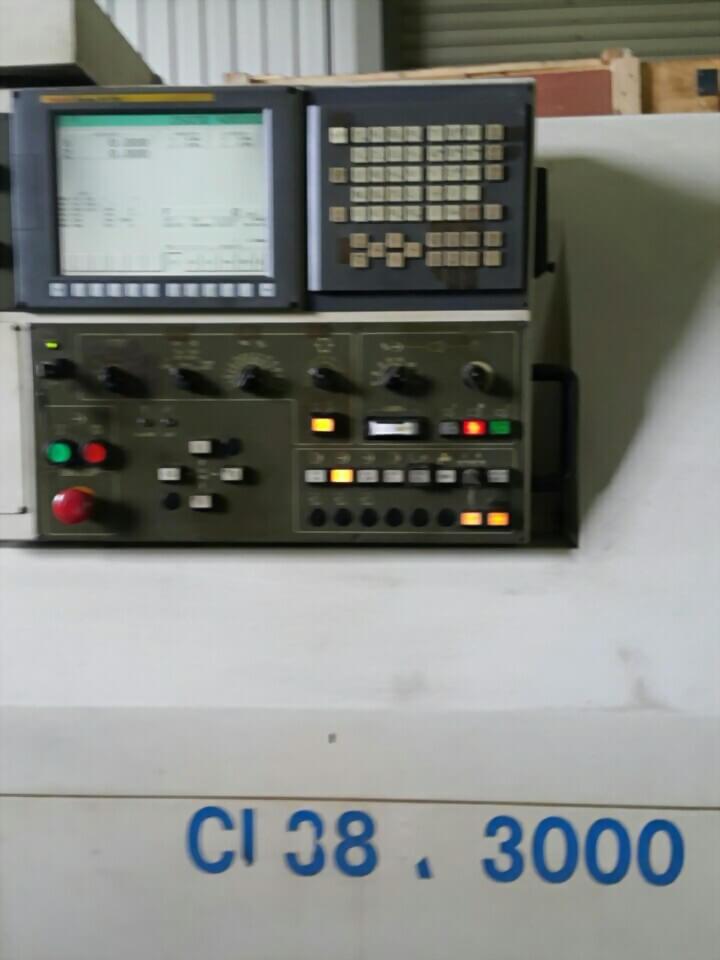 中古金和CNC車床 CL-38