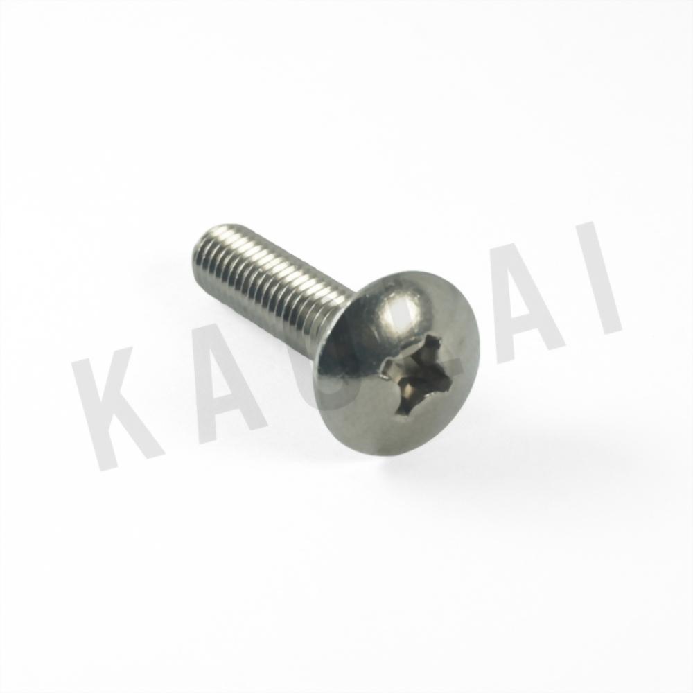 十字穴扁頭螺栓自攻螺釘