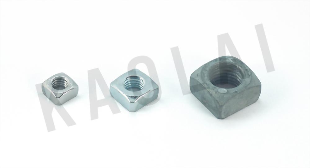四角螺帽廠商、方型帽製造商 - 高來螺絲工業有限公司