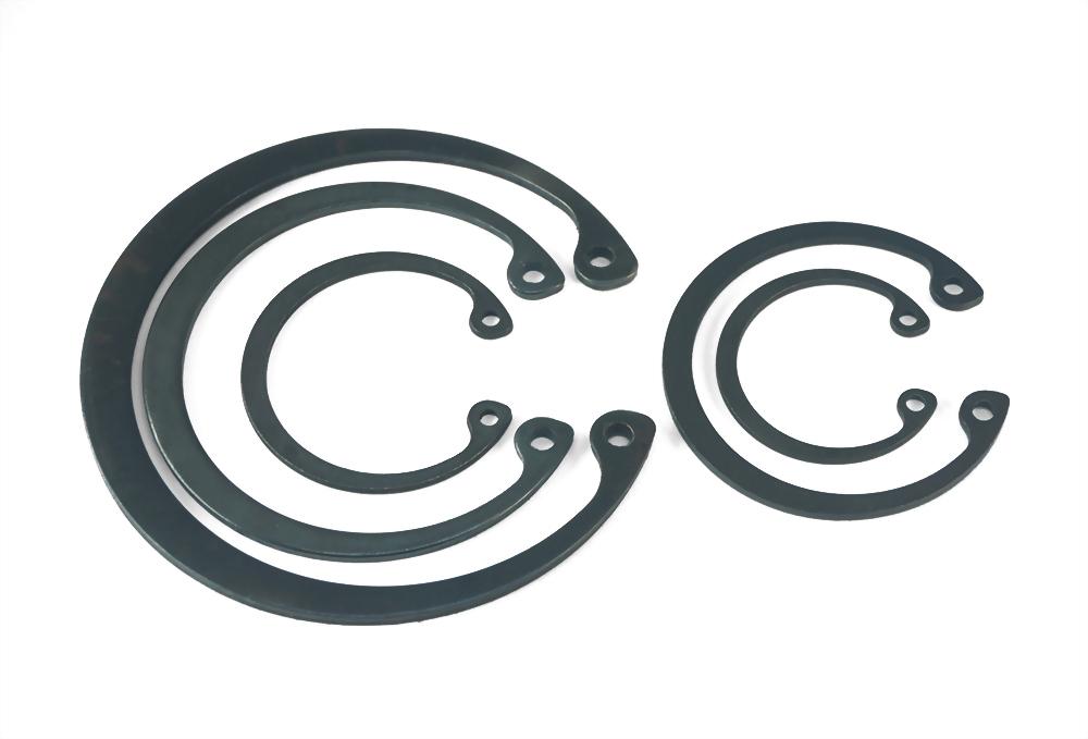C型扣環-孔用