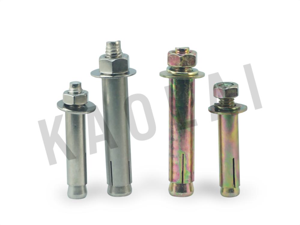 套管式壁虎廠商、套管式膨脹螺栓製造商 - 高來螺絲工業有限公司