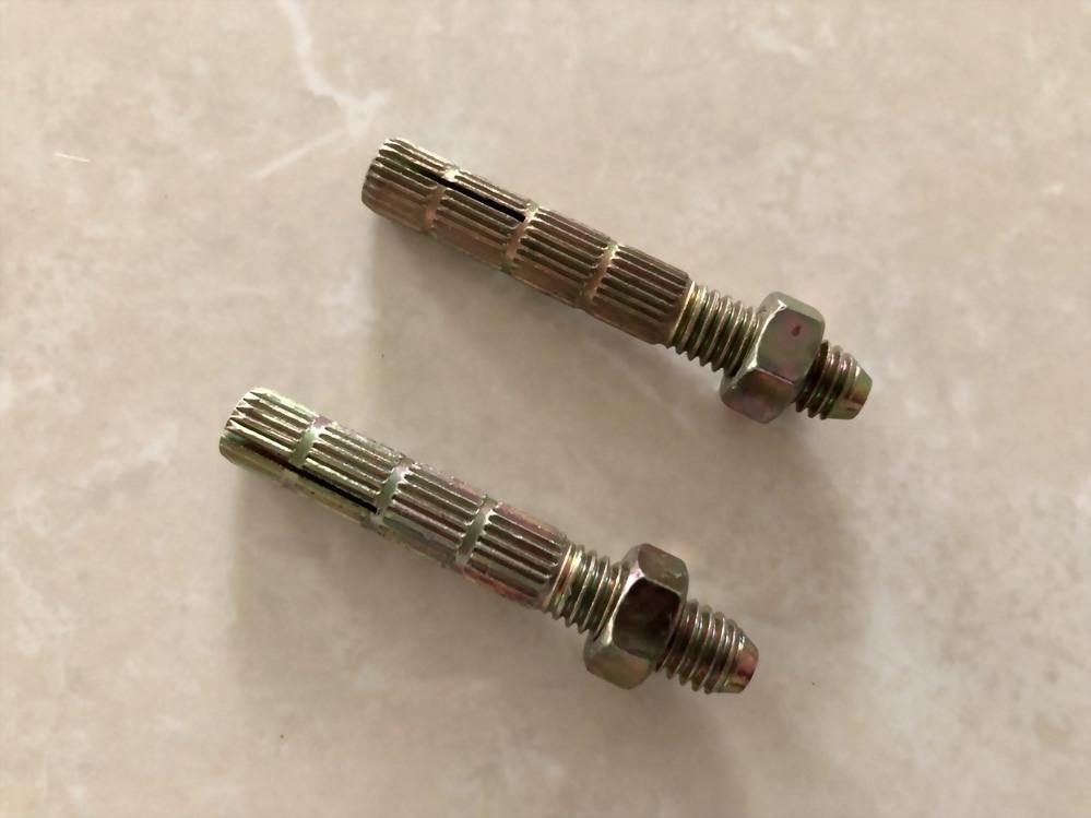 外牙式壁虎廠商、外牙式膨脹螺栓製造商 - 高來螺絲工業有限公司