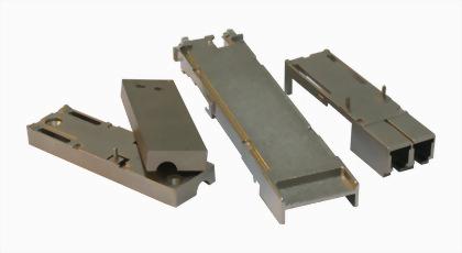 光纖類零件-鋅合金