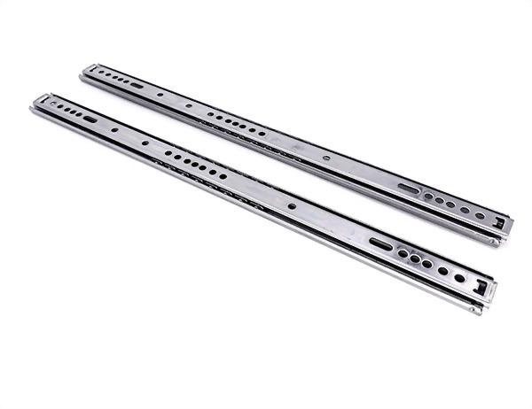 二節式鋼珠滑軌