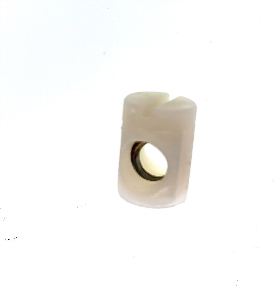 塑膠 橫孔螺母