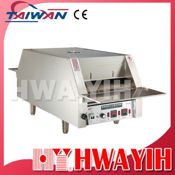 HY-519 加長型紅外線輸送帶烘烤機