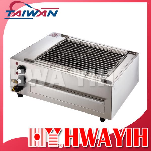 HY-806 中型電力式燒烤機