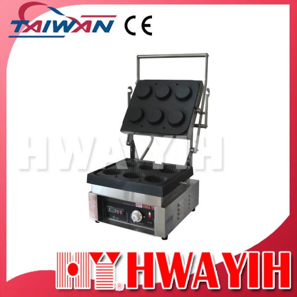 HY-790-7 Flower Tart Making Machine-Medium Flower