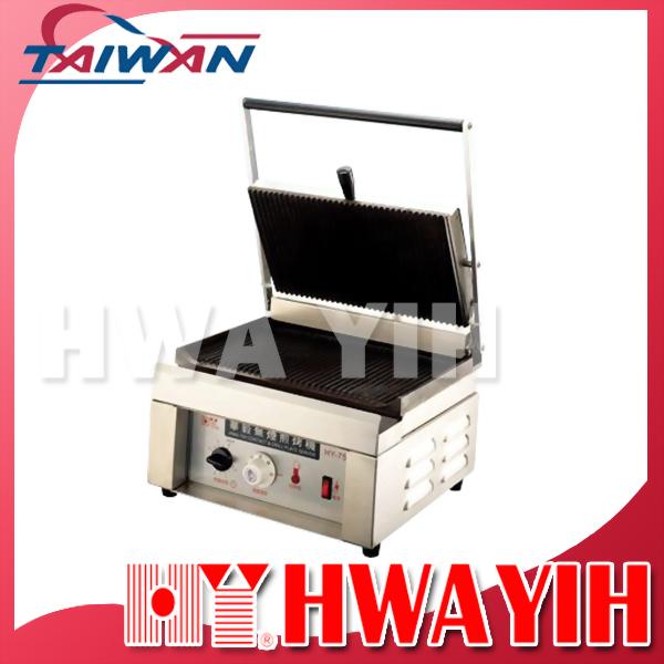 HY-751 古巴三明治專用機、無煙煎烤機