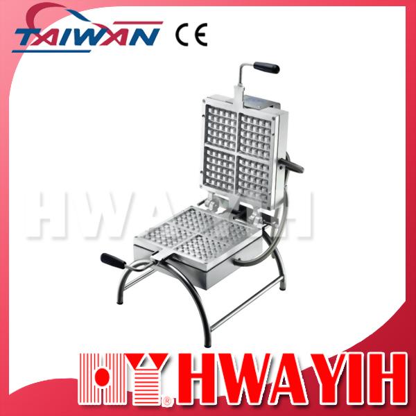 HY-761 Rotary Liege Waffle Machine
