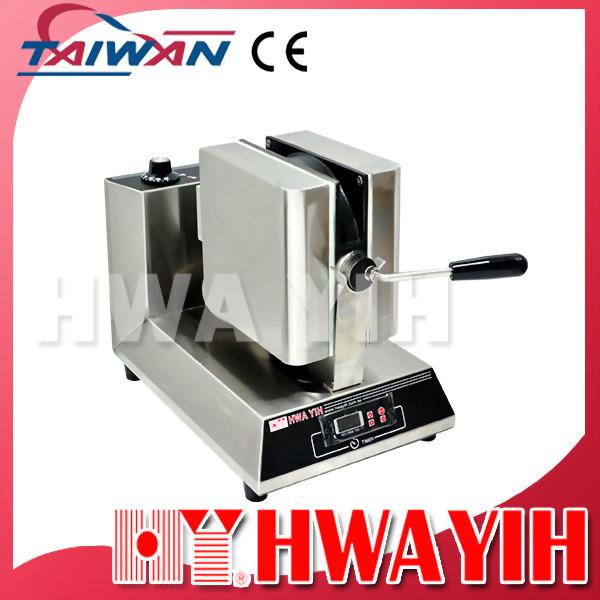 HY-863 Rotary Waffle Machine (Round)