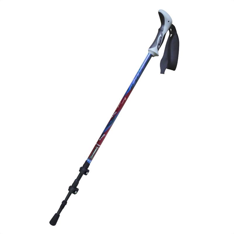 Sherpa 三段式快拆系統登山杖 直立型兩用握把