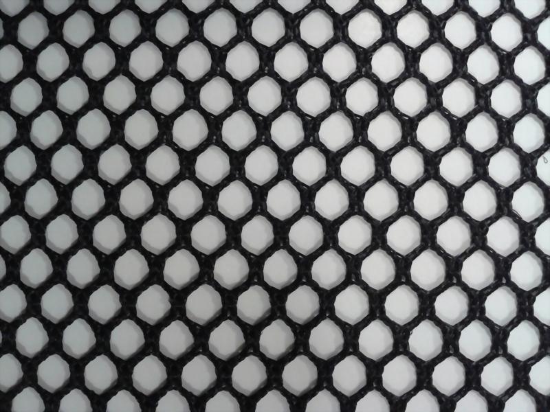 hexagonal mesh fabric