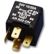 Changover Relay With Diode 85+