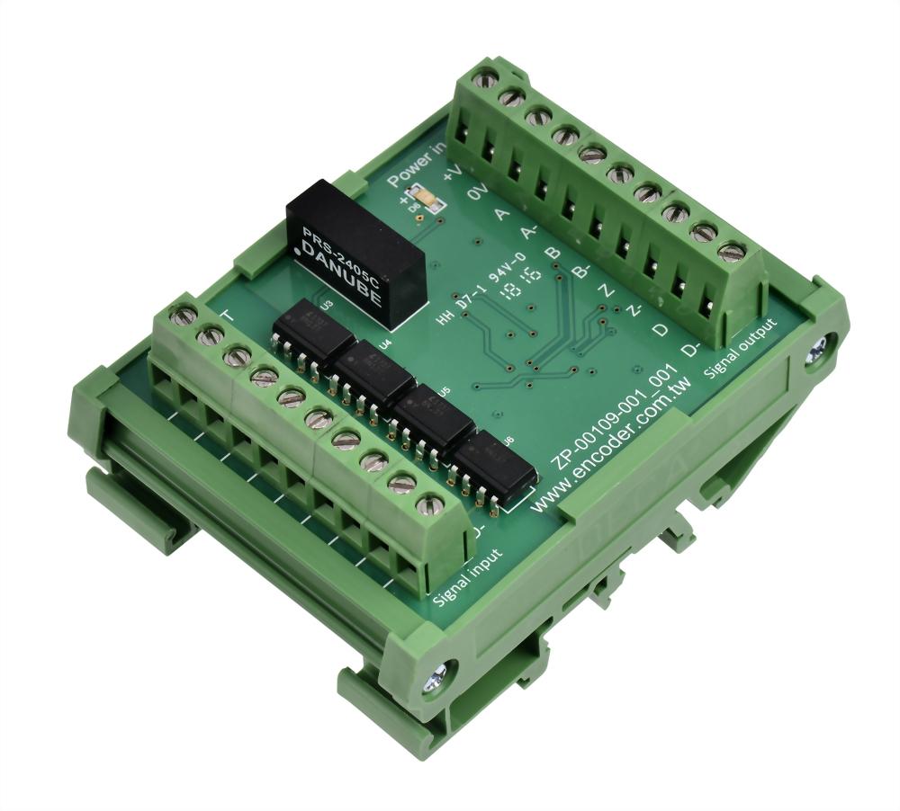 Encoder Signal Conversion Card