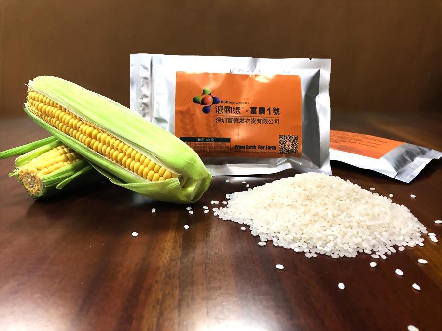 富農1號-土壤益生菌,生物製劑|滾動綠自然科技有限公司