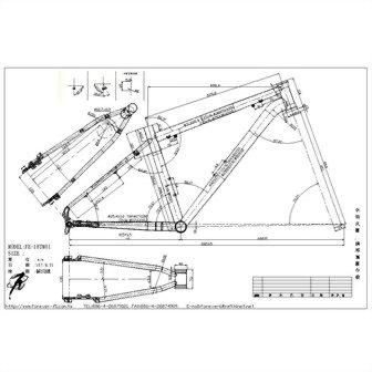 登山車FE-18TM01