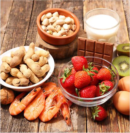 食物與環境過敏原檢查