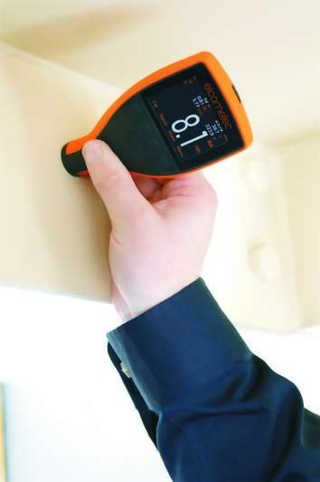 Elcometer built-in probe film thickness gauge (I) 456 3
