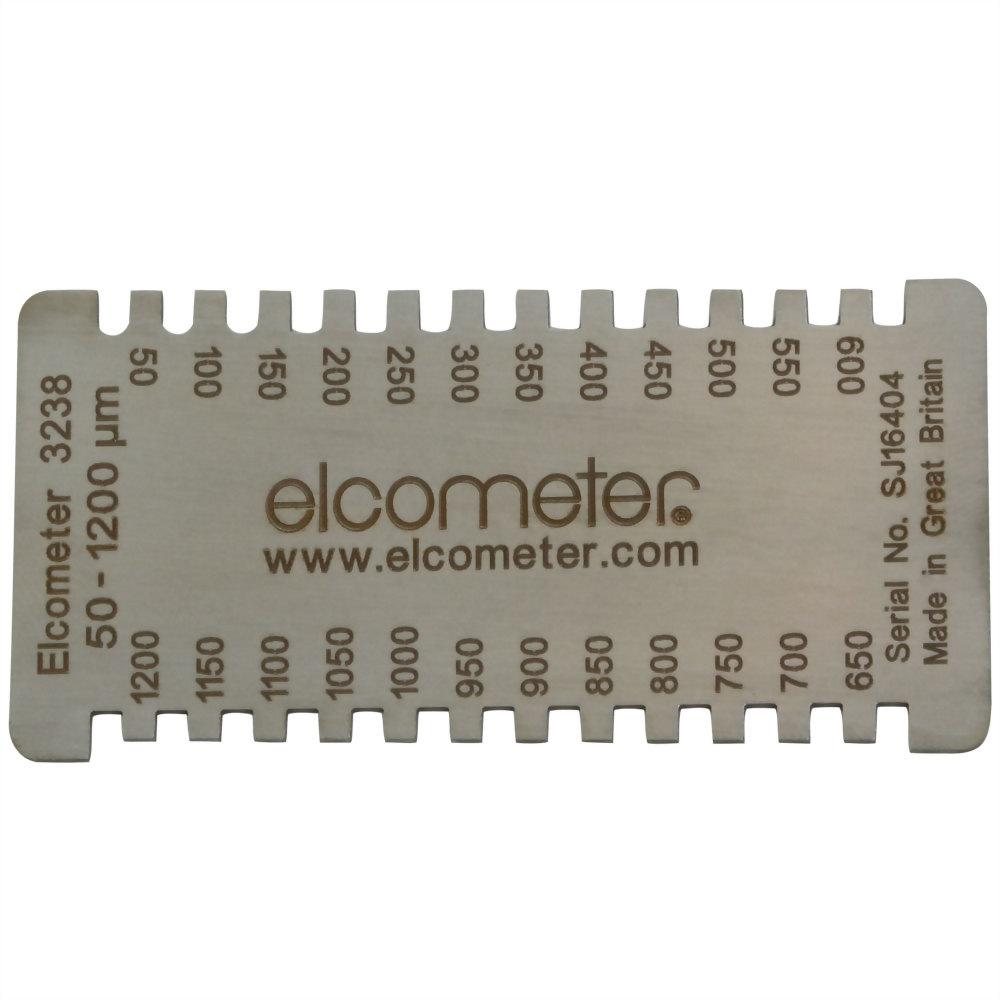 Elcometer 3238 Long Edge Wet Film Combs