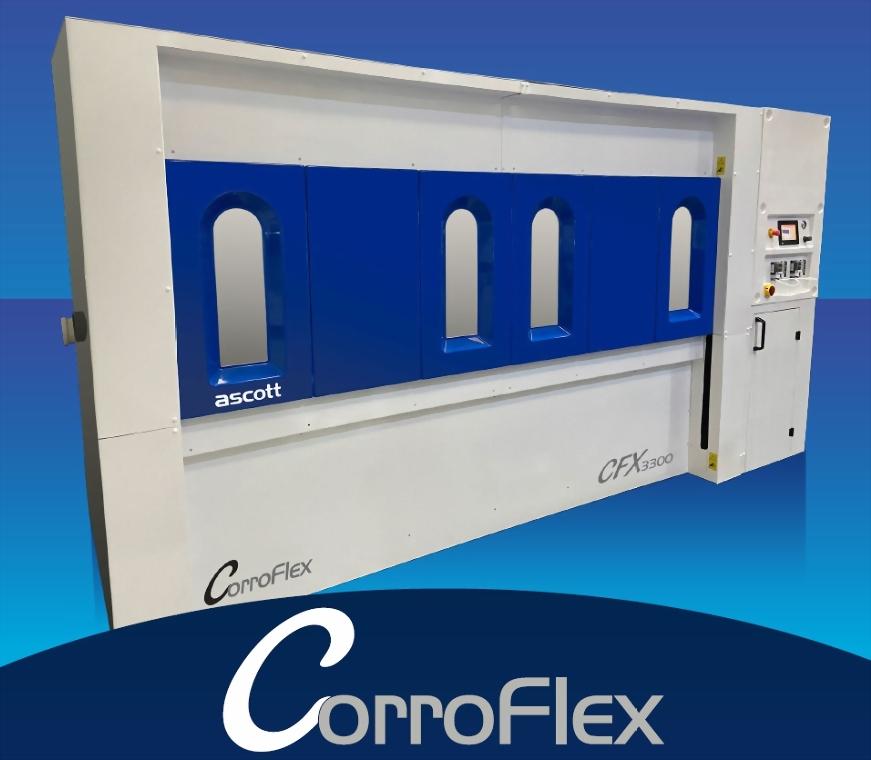 CorroFlex 試驗機
