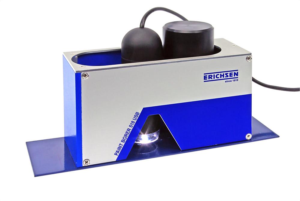錐孔膜厚計 518-USB 1