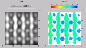 雷达资料分析软体 3D-Light 2