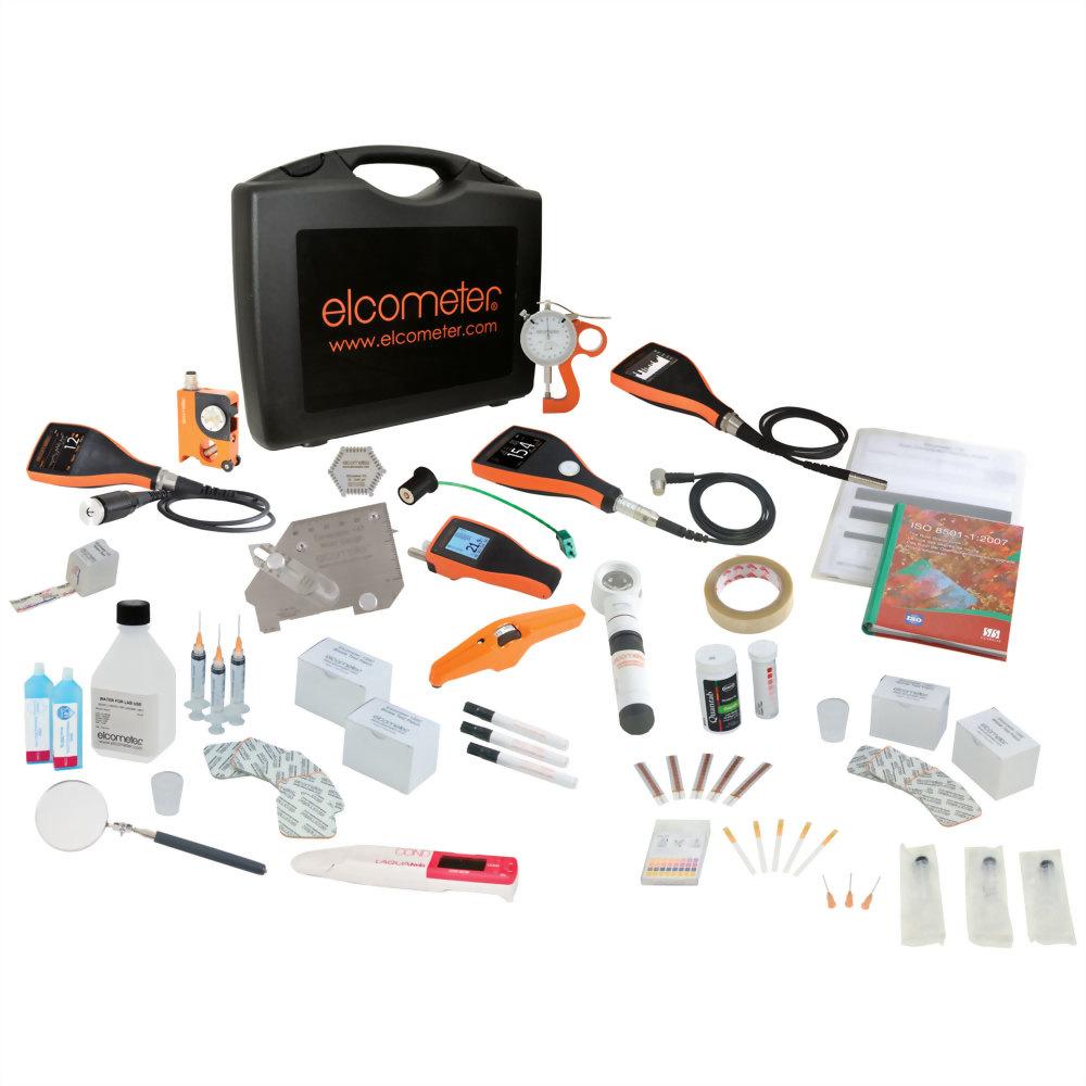 Elcometer 保護性塗層檢測套裝 5