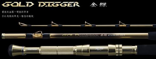 金探船(Gold Digger)