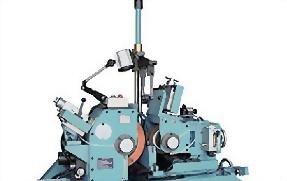 停止式研磨手動送料裝置